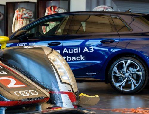 Nuova Audi A3 Sportback, quante emozioni!