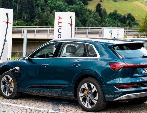 Audi e-tron, leader delle auto elettriche