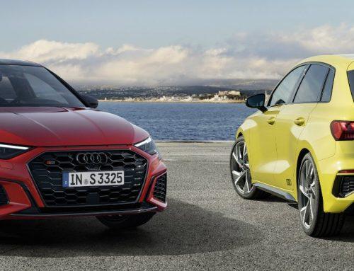 Nuove S3 Sportback e S3 Sedan