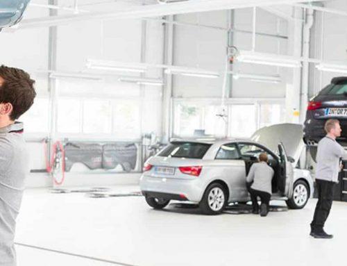 Scegli il meglio, scegli Audi service