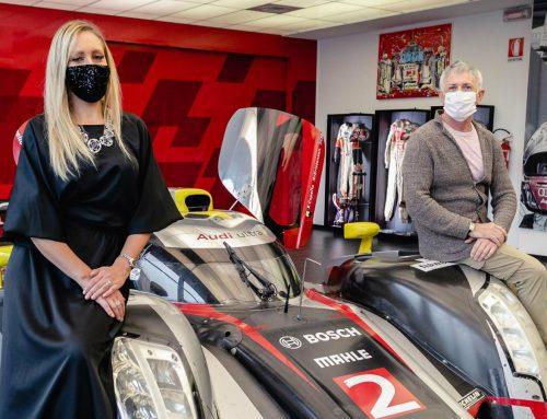 Il Gruppo Audi Zentrum Alessandria incontra Elena Giaveri